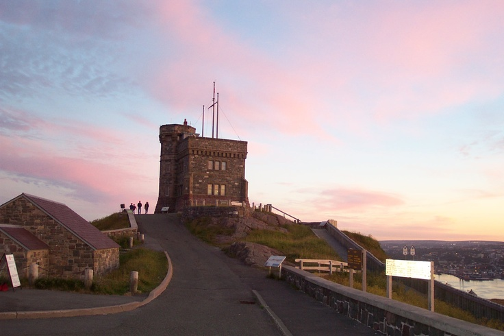 Cabot Tower, Signal Hill, St. John's, NL: Canada History, Signals Hill, Beauty Newfoundland, John, Newfoundland Feeling, Hill St., Newfoundland Born, Cabot Towers, Community Posts