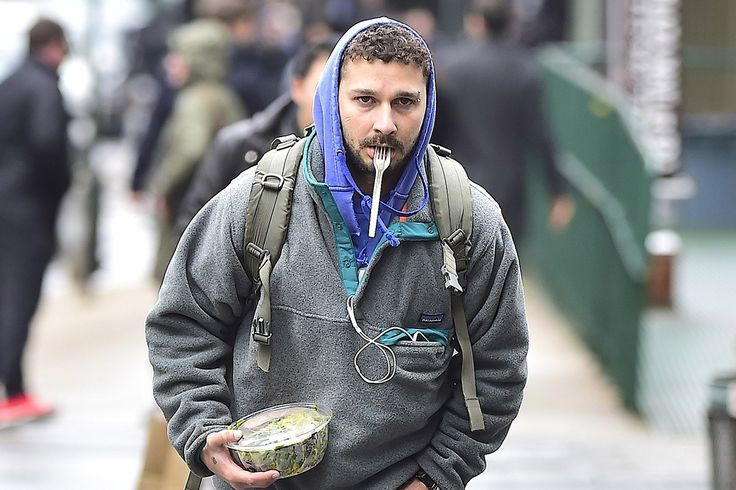 We've rounded-up fifteen of Shia LaBeouf's most effortless looks that prove that a disheveled approach to style is seriously trending right now.