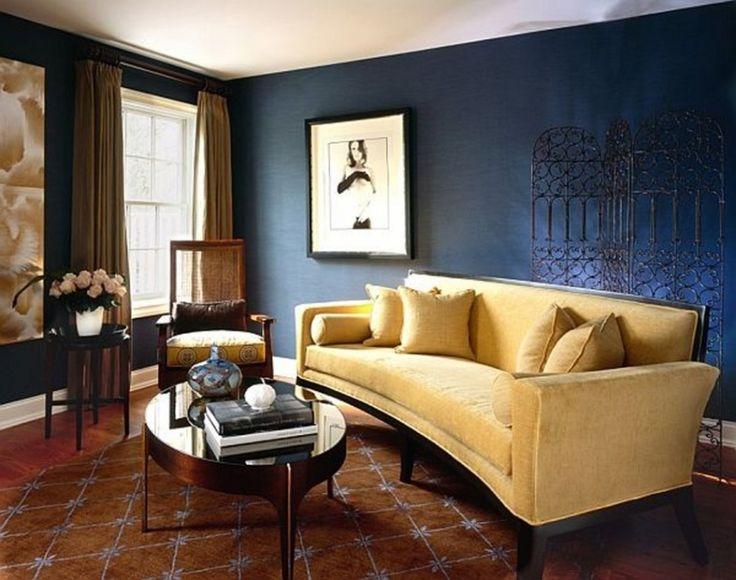 Inspiration Wohnzimmer Farbe Braun