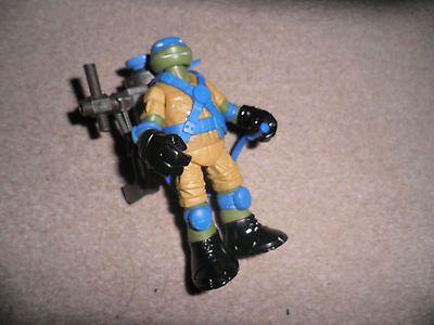 Mickelodeon #teenage #mutant ninja turtles ooze #launchin leonardo figure complet,  View more on the LINK: http://www.zeppy.io/product/gb/2/282244647714/