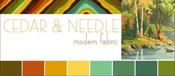 Cedar & Needle - Squamish, BC