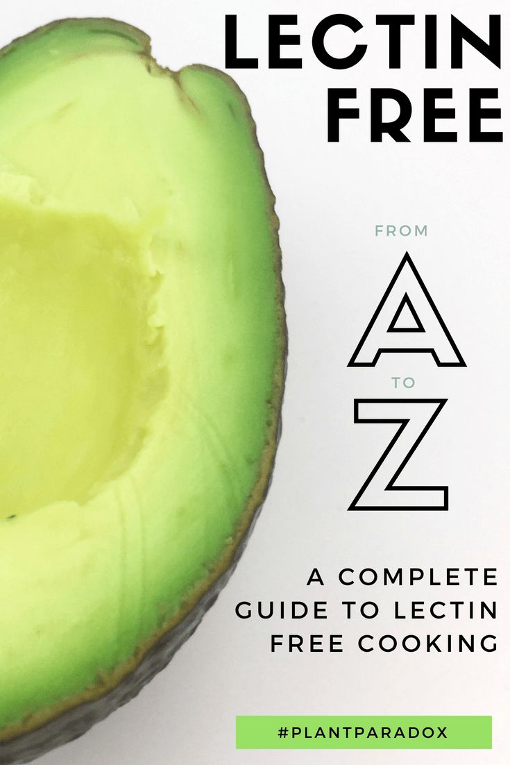 Lectin-Free Guide: A Complete Guide To Lectin-Free Foods