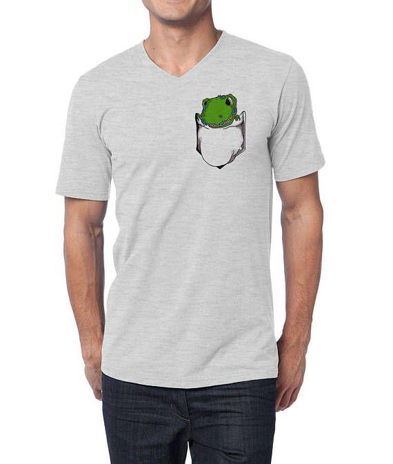 a4ca485240 Mens Dinosaur Pocket Shirt Mens Dinosaur Pocket Tee Shirt | Rawr ...