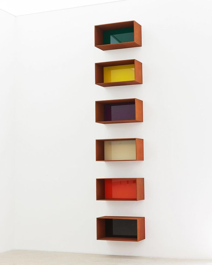 400 best images about donald judd on pinterest donald o for Minimal art judd