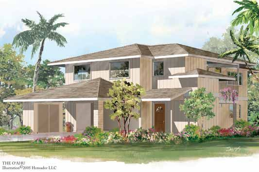"Honsador ""Oahu""Beach House, House Interiors, House Buid"