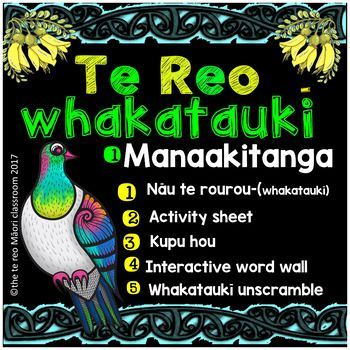 Te reo Maori is most famous for its eloquent whaikorero and whakatauki.Whakatauki are proverbs, usually only very few words with a wealth of meaning. Te reo Maori wouldn't be Te reo Maori without them! These resources will help you get the most from these whakatauki as you weave them in to your Reading, Language and Topic programs.