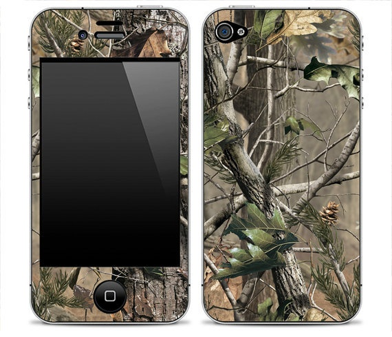 Camo iPhone 3GS, iPhone 4/4s, iPhone 5, iPod Touch 4th or ...