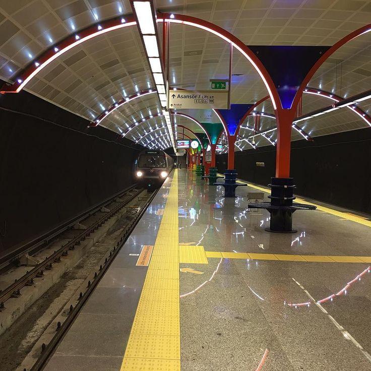 #Istanbul #Metro