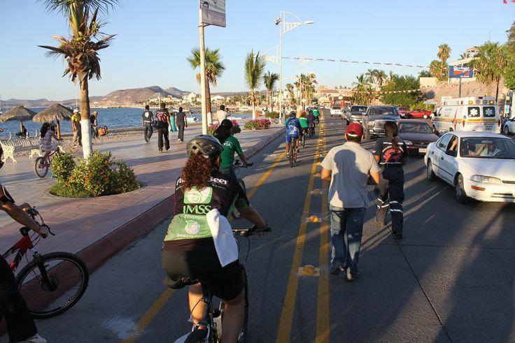El uso de la bicicleta ya es ley en Baja California Sur
