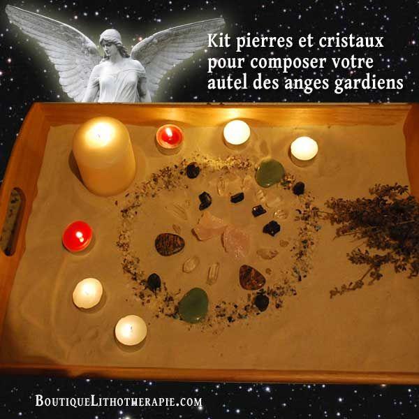 Avoir un autel de prière chez vous permet de montrer aux anges gardiens que vous les aimez et qu'ils sont les bienvenus dans votre maison.