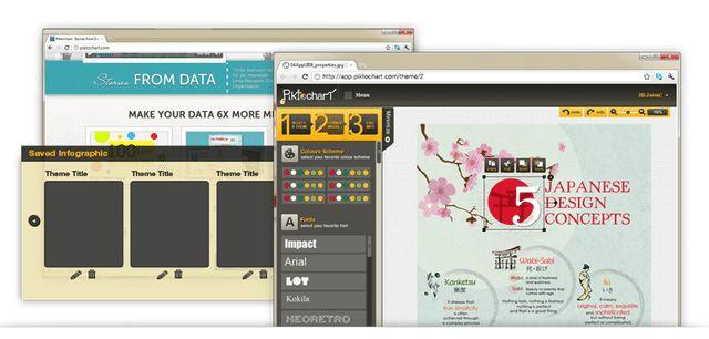 Crear infografías fácilmente y descargar plantillas gratis: Crear infografías de forma fácil: Piktochart