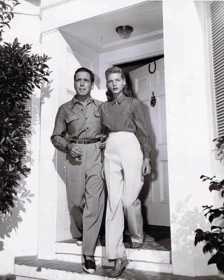 Lauren Bacall Humphrey Bogart Humphery Bogart And