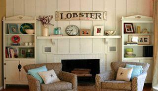 cottage stijl lobster