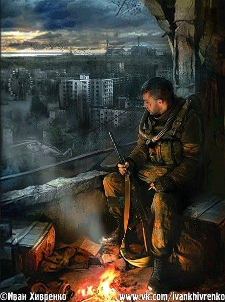 "Post Apocalypse / Dystopia - ""Call of Pripyat"""