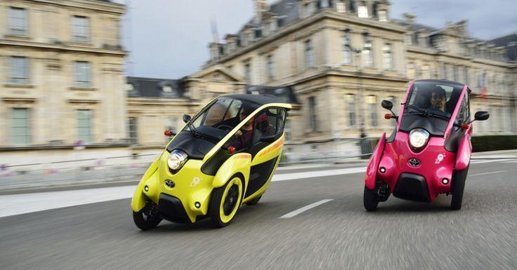 Mobilità armoniosa con Ha.Mo di Toyota | Autoaspillo http://www.autoaspillo.com/mobilita-armoniosa-con-ha-mo-di-toyota/