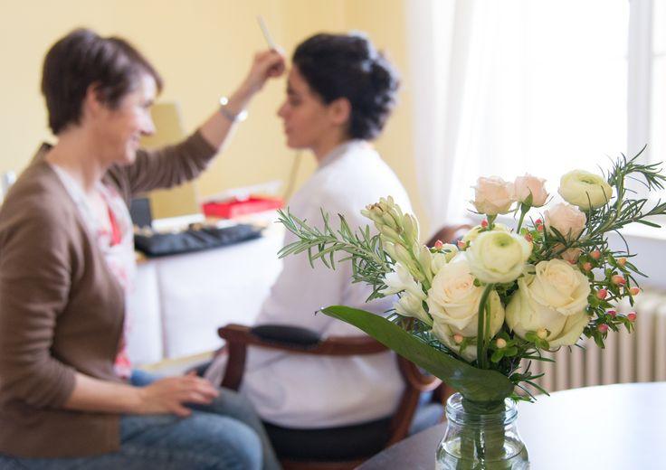 Die Schminktante im Einsatz - deutsch-iranische Hochzeit im Schminktantenblog