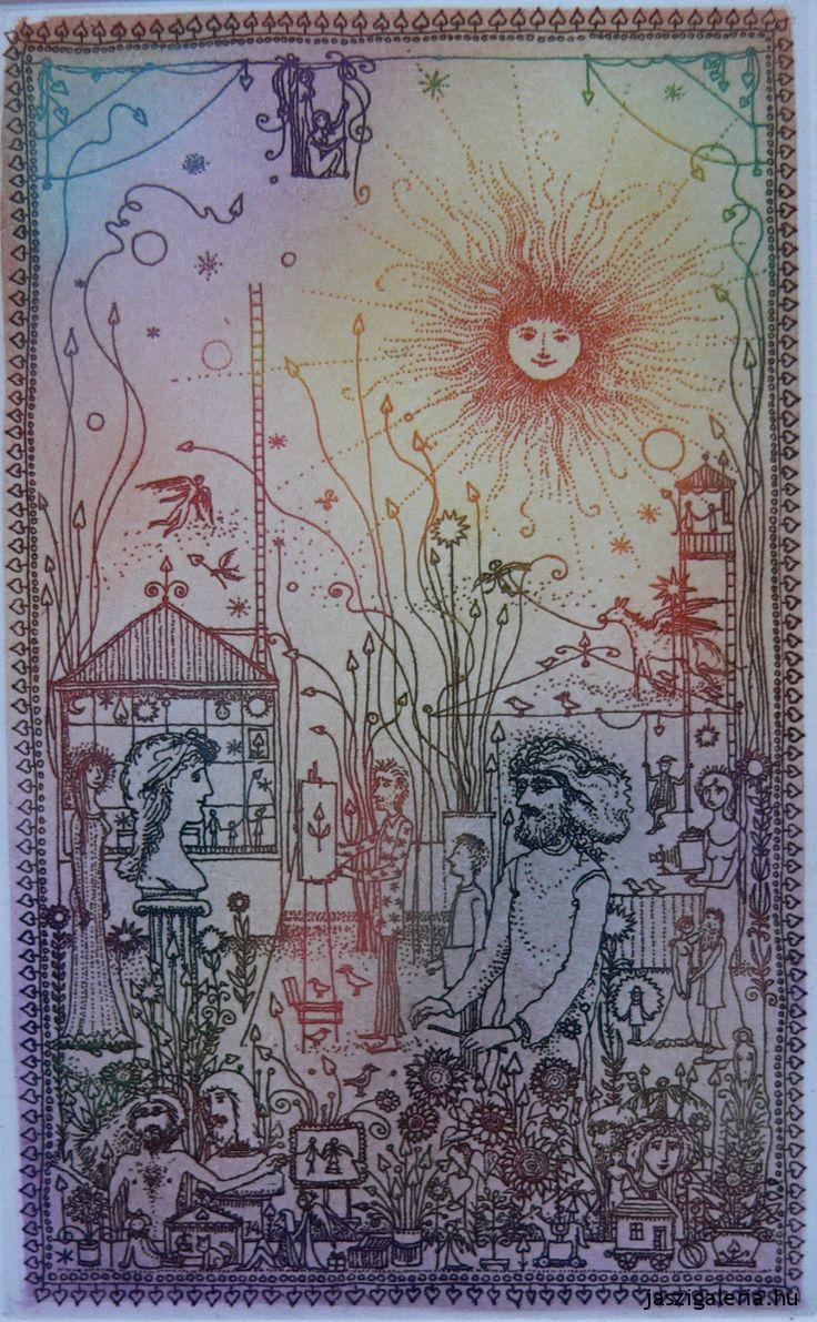 Gross Arnold - Művészek / The artists