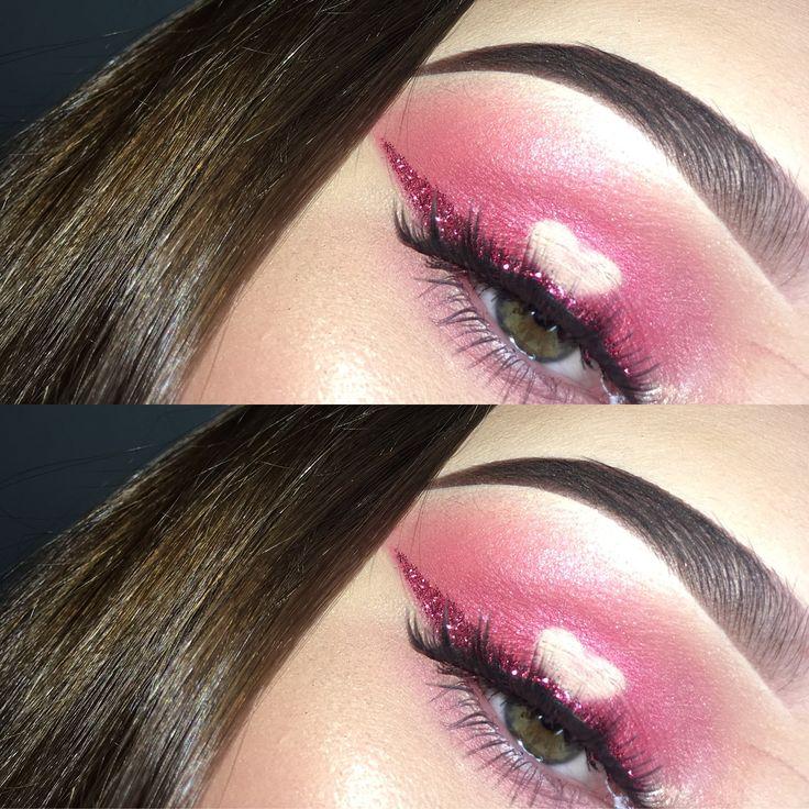 Best 25+ Valentines day makeup ideas on Pinterest   Pink makeup ...