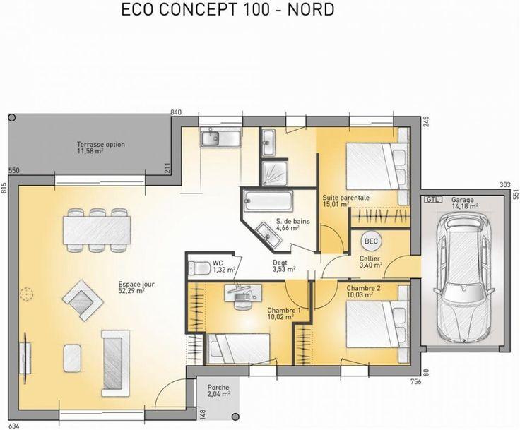 25 best ideas about construction maison neuve on. Black Bedroom Furniture Sets. Home Design Ideas