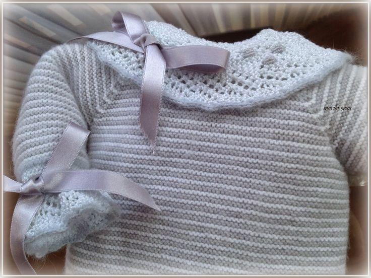 Mejores 25 imágenes de Bebe en Pinterest | Tejido para bebé, Ropa ...