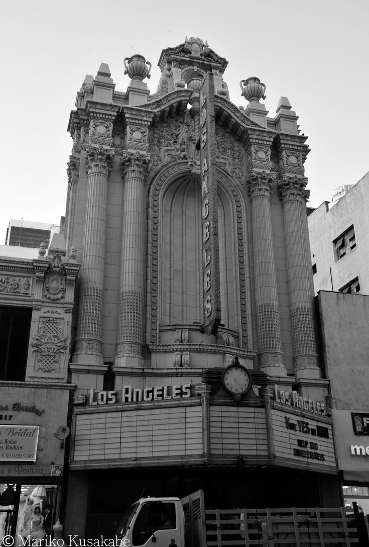 """"""" Los Angeles Theater """" in Broadway L.A.  """" Route 66 on My Mind """" Route 66 blog ; http://2441.blog54.fc2.com/ https://www.facebook.com/groups/529713950495809/ http://route66jp.info/"""