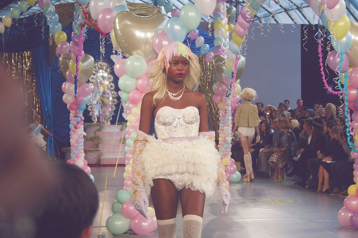I was lucky enough to go to Meadham Kirchhoff's spring summer 2012 show. It was easily my favourite show that I saw all ...