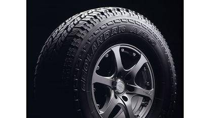 Yokohama Geolandar ATS G012 Tyre