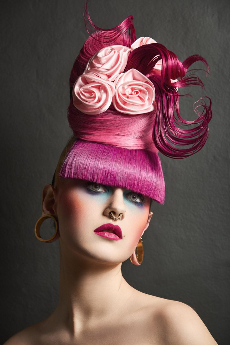 1000 Images About Haute Hair Obsessed On Pinterest Coiffures