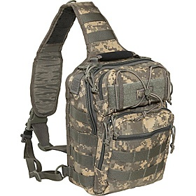 Maxpedition LUNADA GEARSLINGER™ - CAMO - Digital Foliage Camo - via eBags.com!