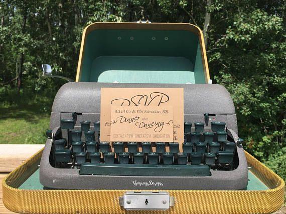 Kraft Wedding Invitation Kit // Rustic Wedding Invite Printable // DIY Wedding Stationery // Elegant Wedding Invitation Kit // 5x7 Invite