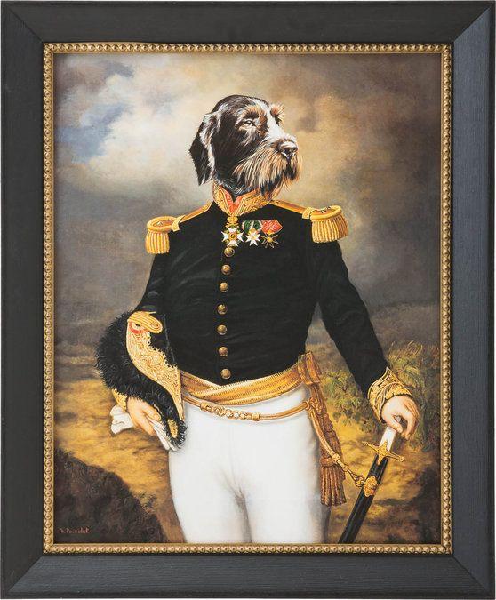 schilderij Dogs - 190000287 | Schilderijen | Goossens wonen en slapen