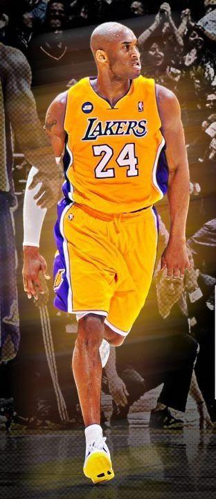 Lakers Kobe Bryant #24 my favorite player