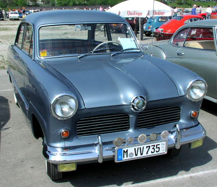 Best Classic Marques Ford Taunus Images On Pinterest Ford