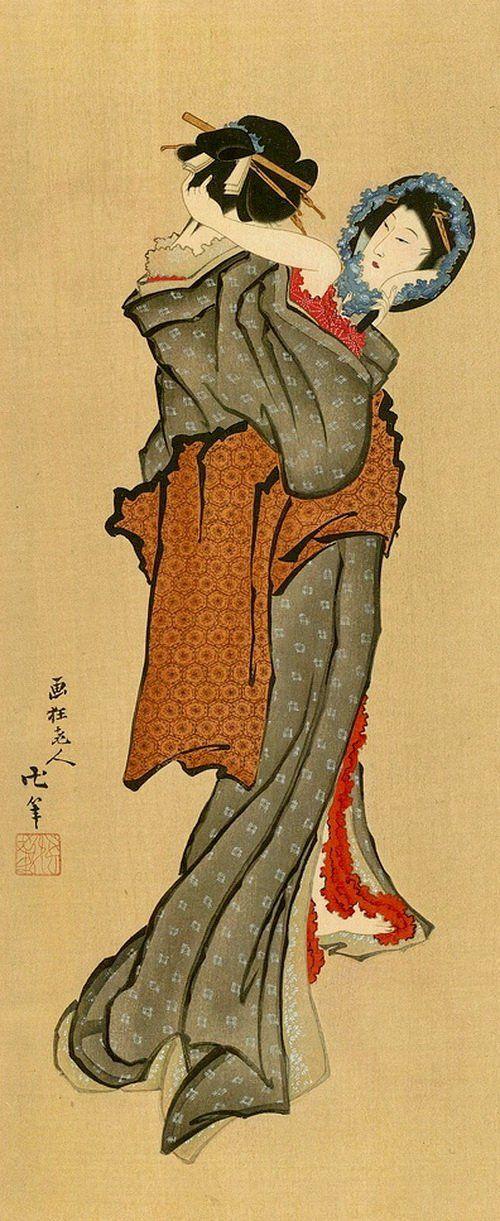 Сокровища укиё-э.Японские гравюры на досках вишневого дерева. Обсуждение на…