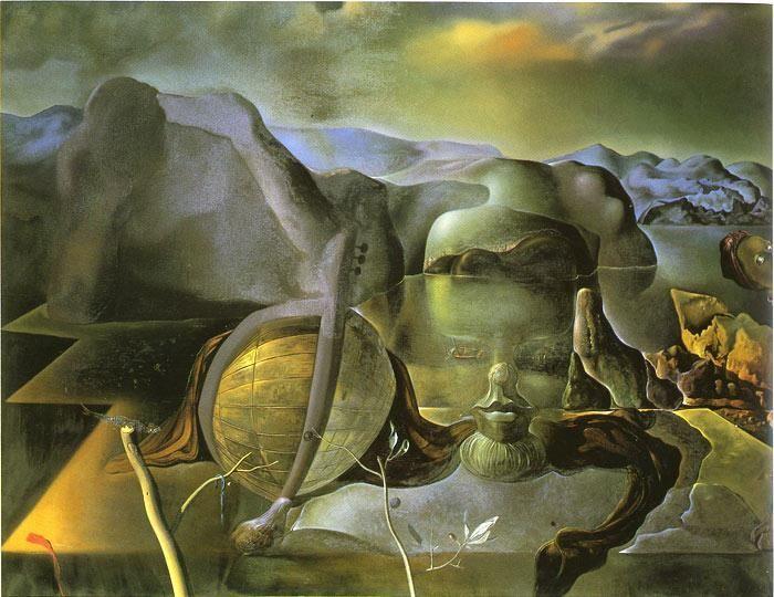 Resultado de imagem para pinturas surrealistas enigmas