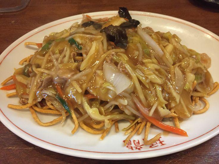 フライ麺(大) @眠龍