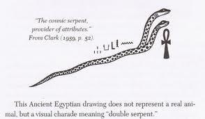 egyptian double-headed serpent