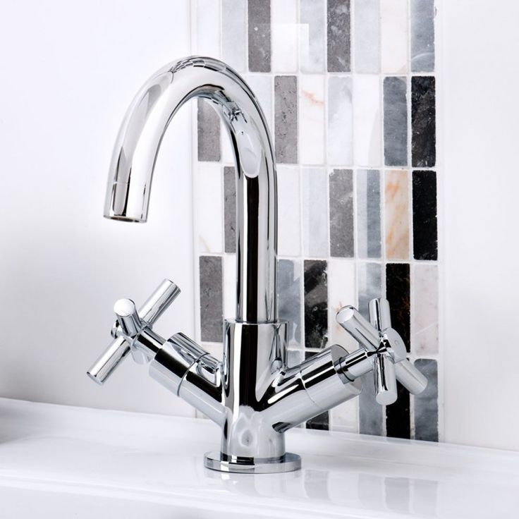 A Gorgeous Polished Chrome Tap That Has 5 Star Reviews #moderndesign