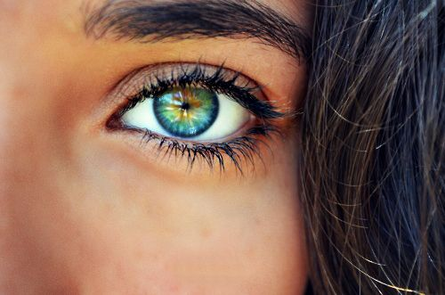 my eyes and my daughter's eyes are like this (without the photoshop). Want to take all three shots and frame!