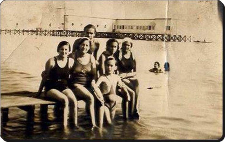 Florya plajı - 1935