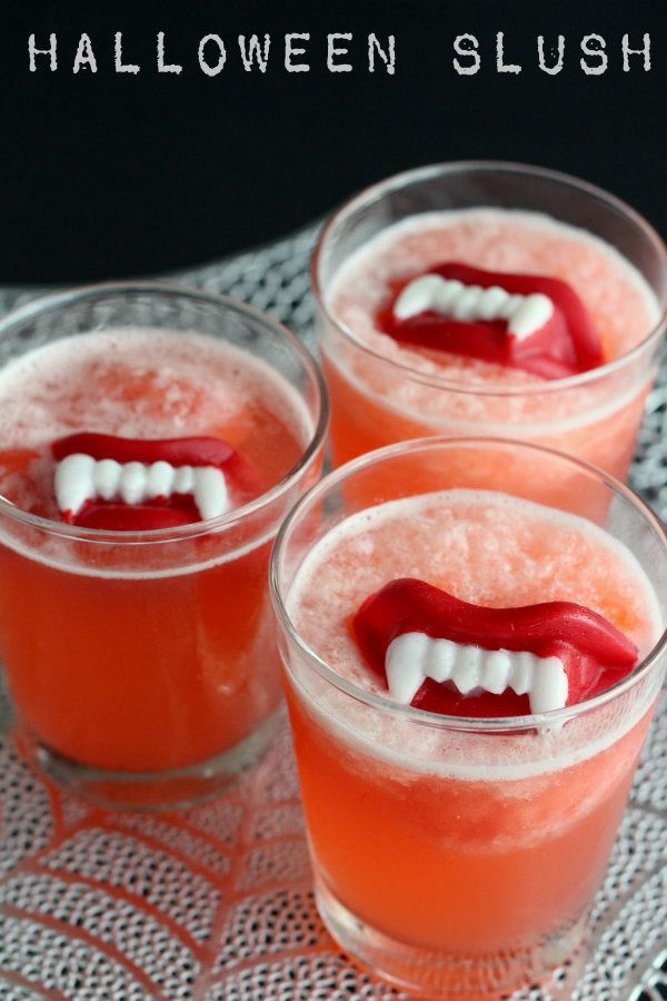 Check Out Slushy Punch It 39 S So Easy To Make Punch Recipes