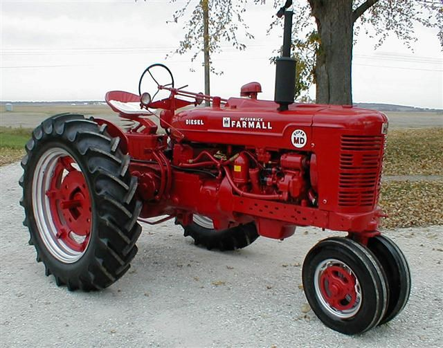 Farmall Super MD