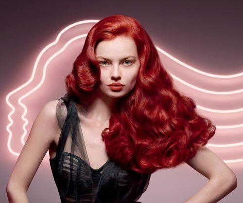 Vintage Hair Color 103
