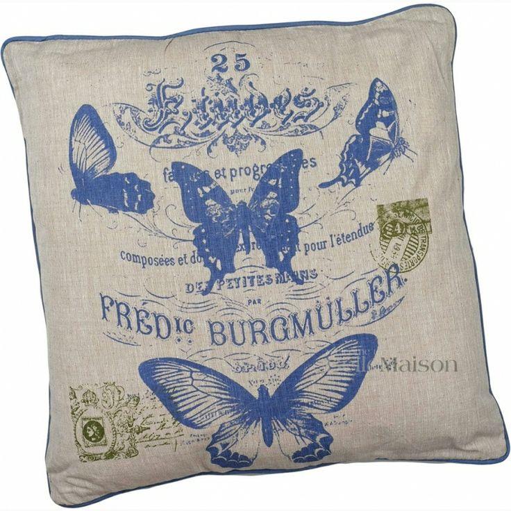Poduszka Parfumerie Bleue - BelleMaison.pl