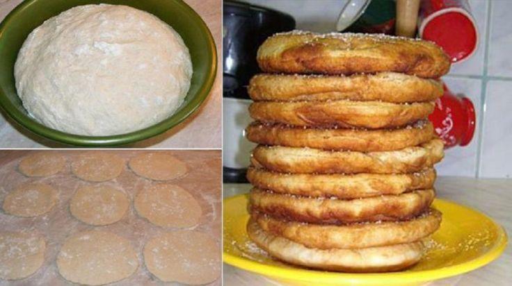 Pufók lángos a nagymama receptje szerint! Tanuld meg elkészíteni a legjobb recept szerint! - Bidista.com - A TippLista!