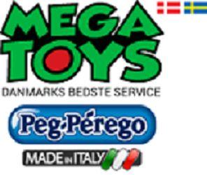 Forhandler af Peg Perego elbiler til børn.