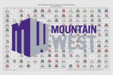 Mountain West Football Schedule   2017   MWC Football Schedule
