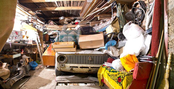 Veľké upratovanie garáže. Na čo nesmiete zabudnúť?