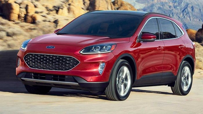 The 2020 Ford Escape Plug In Hybrid Suv Ford Escape Plug In