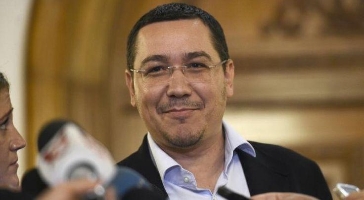 Ponta, prima reacție după gestul controversat al jurnalistului Hotnews
